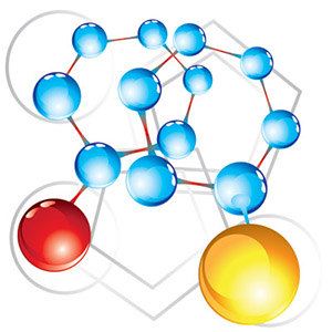 金属清洗剂化学结构图