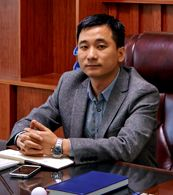 陈跃:高级化学工程师  董事长